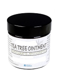Topical genital herpes treatment using tea tree ointment