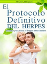 El Protocolo Definitivo del Herpes - libro