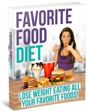 Favorite Food Diet program